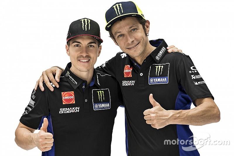 Vinales reméli, hogy Rossi még sokáig a MotoGP-ben marad