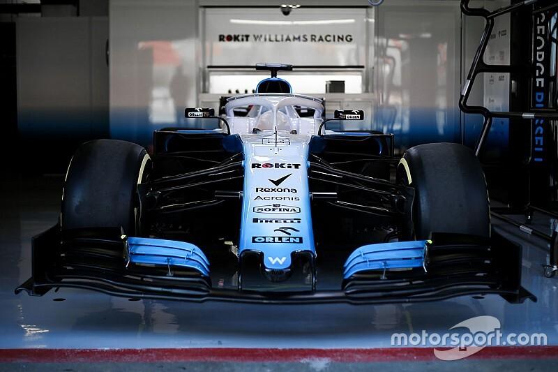 Williams, ilk yarışa hazırlanabilmek için çok fazla çalışma yaptı