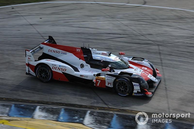 Sebring WEC: Lopez keeps #7 Toyota ahead in FP3