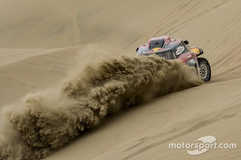 Xavi Colomé, la cara detrás del roadbook del Dakar