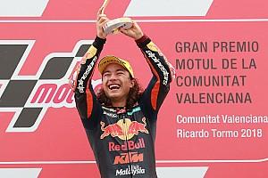 Can Öncü, Moto3'teki ilk yarışını kazandı, tarihi başarıya imza attı!
