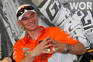 La leyenda del motocross Stefan Everts, en coma inducido