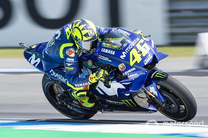 """Rossi: """"Si fuera ingeniero de Yamaha, no estaría contento por una vuelta rápida en un test"""""""