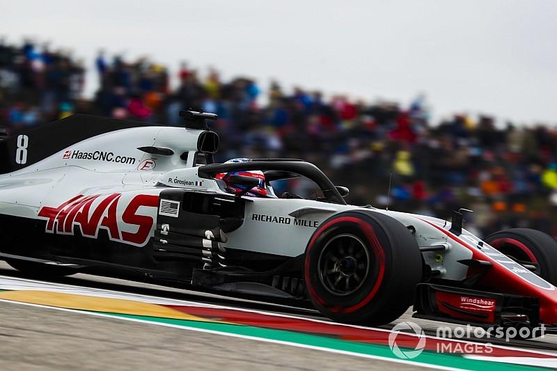 Grosjean, Meksika GP için grid cezası aldı!