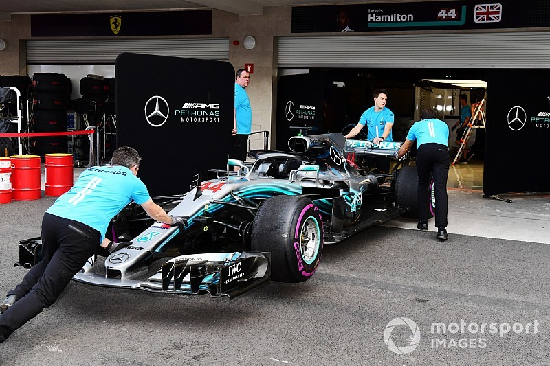 Hamilton elárulta, a Mercedes még nem oldotta meg teljesen a