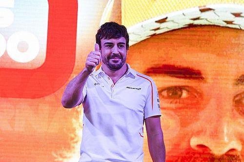 阿隆索加盟雷诺回归F1基本敲定