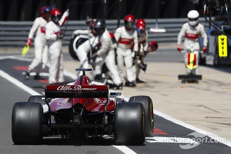 L'Alfa Romeo Sauber adesso progetta un aumento del personale