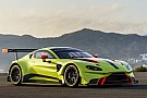 WEC Aston Martin zeigt neuen Vantage GTE für WEC 2018