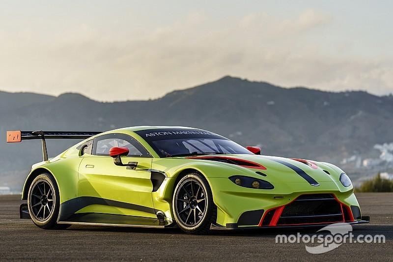 Aston Martin Launches Vantage GTE Contender - Car aston martin