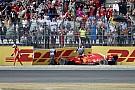 Formula 1 Vettel: I won't lose sleep over German GP crash
