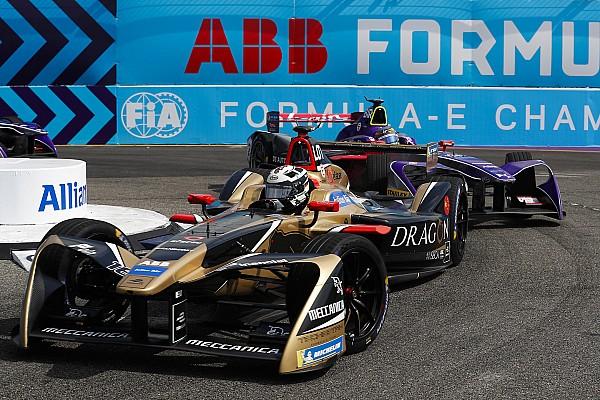 Formula E Breaking news Lotterer