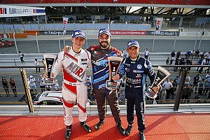 TCR в Абу-Дабі: Коміні виграв другу гонку, Ташші - віце-чемпіон