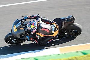 MotoGP Ultime notizie Jack Miller fa subito tempi da seconda fila in sella alla Ducati