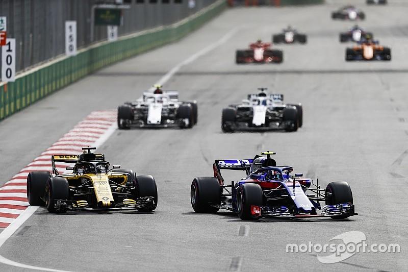 Pabrikan mesin F1 wajib bantu pendatang baru