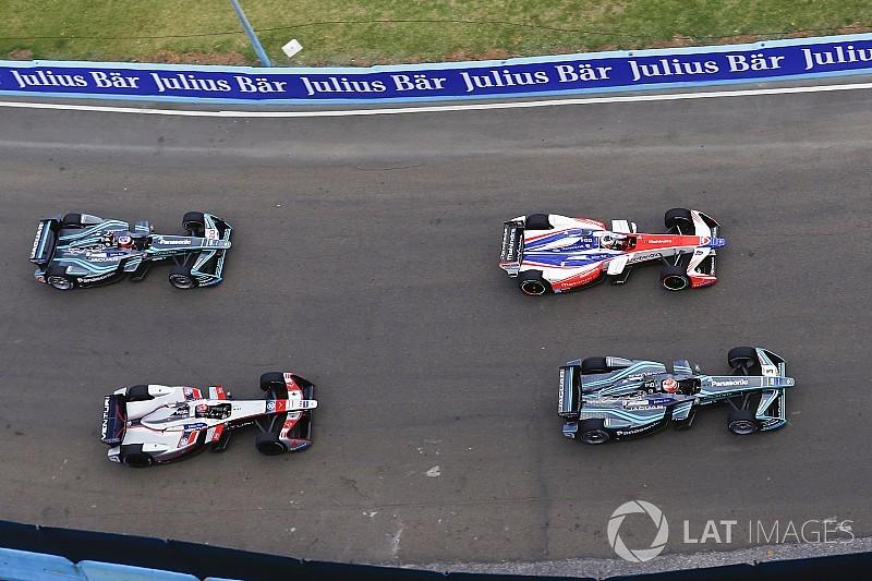 La Formule E va donner une deuxième vie à ses batteries
