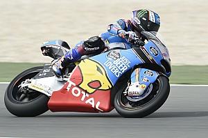 Moto2 Qualifiche Marquez in pole a Losail. Precede Baldassarri e Bagnaia
