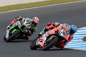 World Superbike Race report Phillip Island WSBK: Melandri beats Rea in flag-to-flag thriller