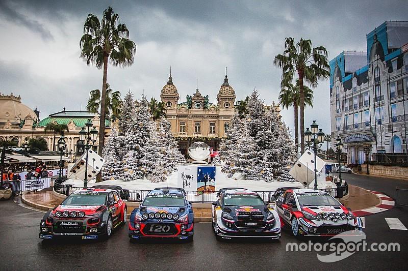 Fotogallery: ecco le line up piloti complete del WRC 2019!