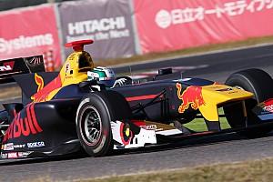 F1 速報ニュース 福住仁嶺がレッドブル・アスリートに。F1昇格への道程が縮まる!?