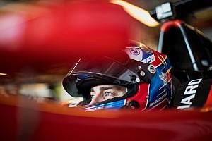 GP3 Actualités Hughes de retour en GP3 et déjà favori pour le titre