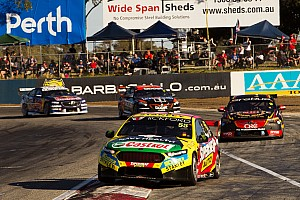 Supercars Breaking news Mostert concedes tough Supercars fight ahead