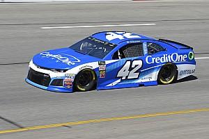 NASCAR Sprint Cup Crónica de entrenamientos Kyle Larson fue el más veloz en la práctica final en Richmond