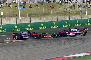 Formula 1 Analisi Retroscena Toro Rosso: Gasly aveva avuto l'ok per infilare Hartley!