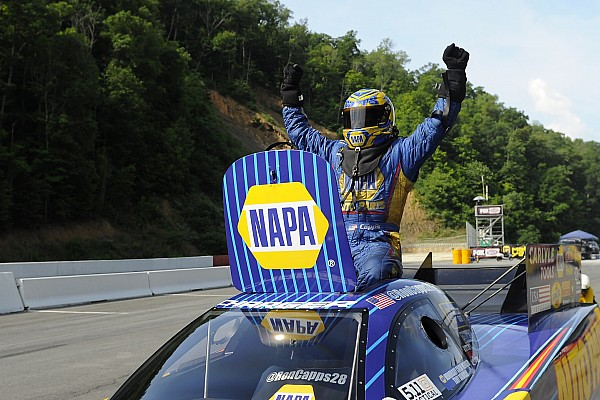 NHRA Race report Capps, Schumacher score their first wins of 2018