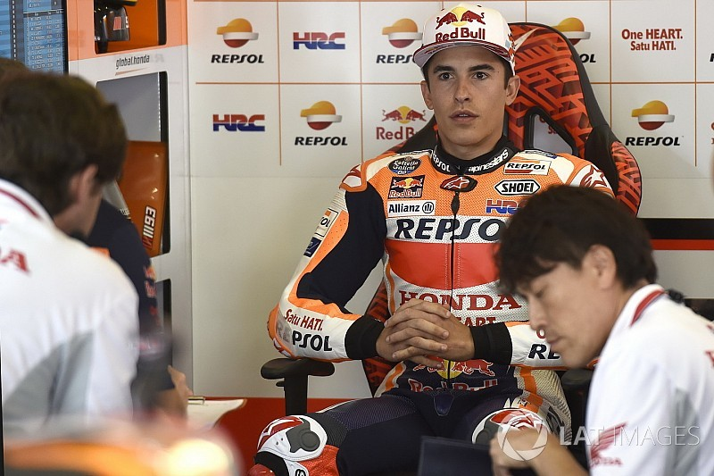 Assen MotoGP: 1. antrenmanda Marquez lider, Lorenzo kaza yaptı