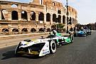Formula E: quello di Roma sarà il tracciato più lungo della serie elettrica!