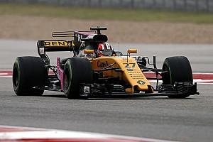Formule 1 Actualités Renault engrange des pénalités pour tester des pièces 2018