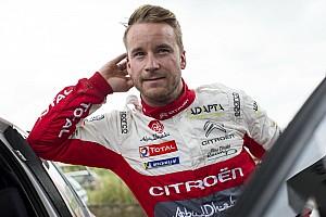 WRC Breaking news Ostberg replaces Meeke at Citroen