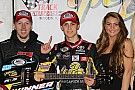 Zane Smith takes maiden ARCA win after late-race pass for the lead