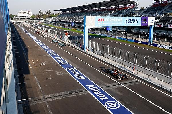 Fórmula E Lotterer: Sem tempo mínimo, F-E arrisca acidentes nos pits