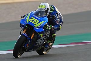 MotoGP Crónica de test Iannone sorprende a los favoritos y lidera la segunda jornada en Qatar