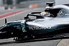 VIDEO: Mercedes, el nuevo diseño de los pontones vale 0.25s