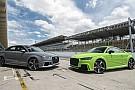 Automotivo Primeiras Impressões: Audi RS3 e TT RS no autódromo de Interlagos