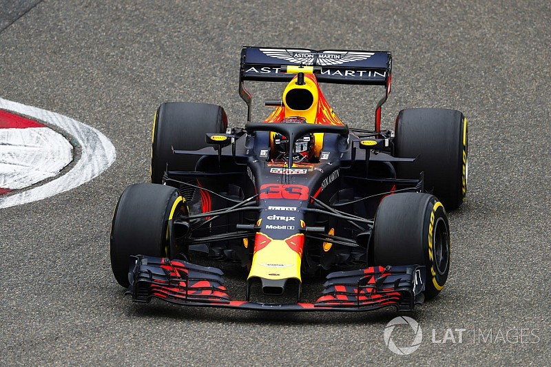 Verstappen's mistakes remind Red Bull of Vettel