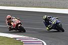 Valentino Rossi dice que Márquez no tuvo