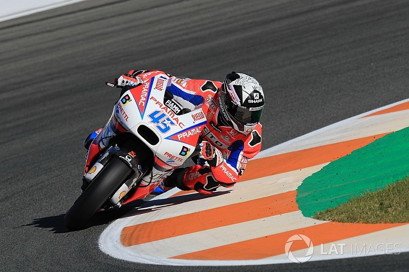 Redding felt no emotional attachment to Pramac
