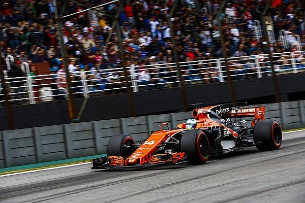Alonso en troisième ligne, une première dans l'ère Honda!