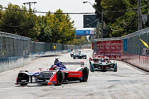 Formula E Noticias de última hora Rosenqvist cree que el éxito en la Fórmula E podría llevarlo a la F1