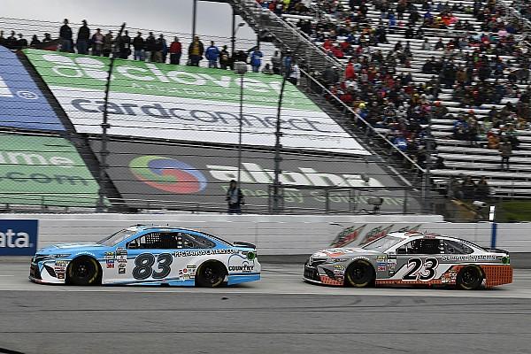 Doug Richert parts ways with BK Racing