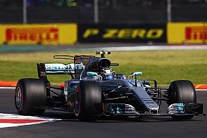F1 Reporte de prácticas Bottas lideró el 1-2 de Mercedes en la primera práctica de México