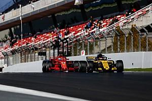 Formule 1 Actualités Renault soutiendra tout projet de plafonnement des budgets