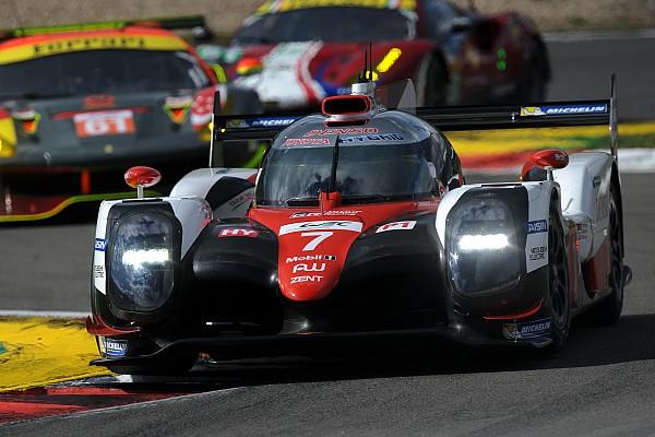 Nurburgring WEC: Yakın geçen sıralamada pole pozisyonu Toyota'nın