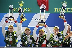 24 heures du Mans Réactions Thomas Laurent, 19 ans et 2e des 24H... avec une LMP2!