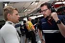 Mi trabajo en la F1... ingeniero de carrera