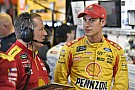 NASCAR Cup Logano espera que su suerte cambie en Michigan