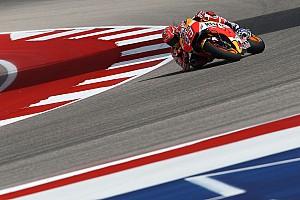 MotoGP Crónica de test Márquez se defiende en 'casa'